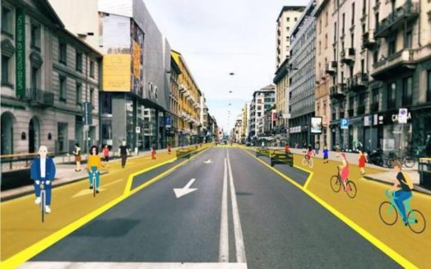bike lane happytec